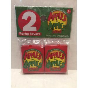 Apples to Apples Junior Mini Card Games Christmas